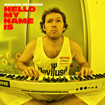 Hello My Name Is cover art
