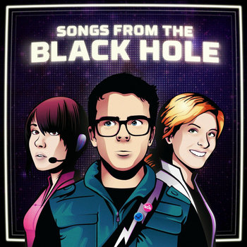 Songs From The Black Hole cover art