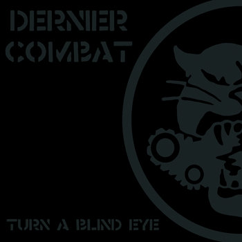 Turn A Blind Eye EP cover art