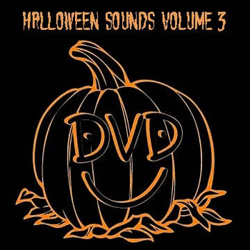 Halloween Sounds Volume 3 cover art