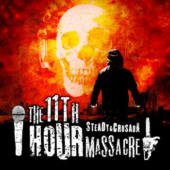The 11th Hour Massacre Instrumentals cover art