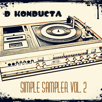 Simple Sampler vol.2 cover art