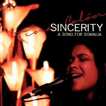 Sincerity: a song for somalia cover art