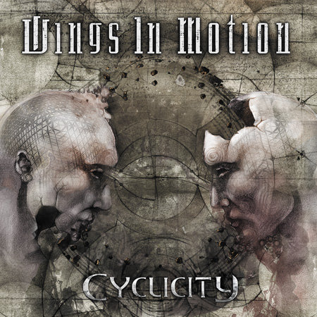 Вышел дебютный альбом WINGS IN MOTION - Cyclicity (2014)