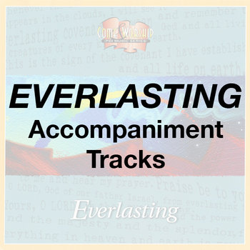 Everlasting - Accompaniment Tracks cover art