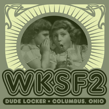 WKSF2 SOUNDTRACK cover art