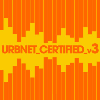 URBNET Certified Vol. 3 cover art