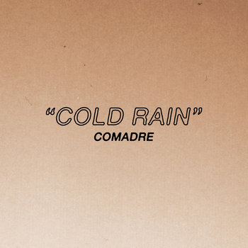 Cold Rain - Single cover art