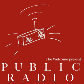 Public Radio EP cover art