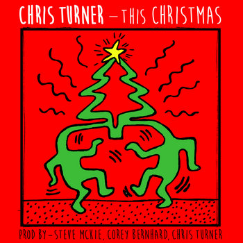 This Christmas cover art