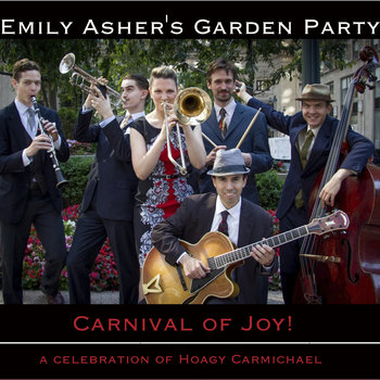 CARNIVAL OF JOY! a celebration of Hoagy Carmichael cover art