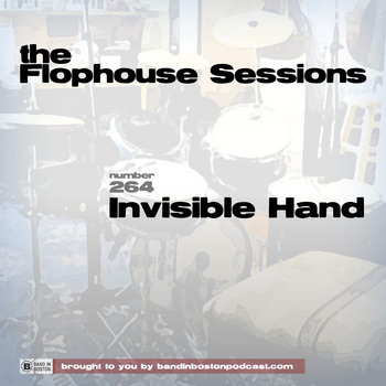#264: Invisible Hand cover art