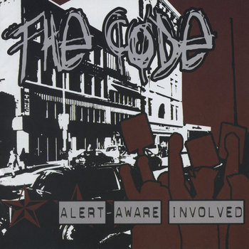 Alert Aware Involved (AF017) cover art