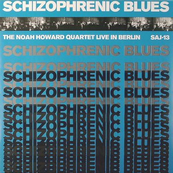 Schizophrenic Blues cover art