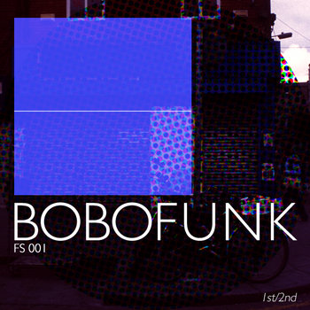 Bobofunk - Home Alone Ep(FS001) cover art