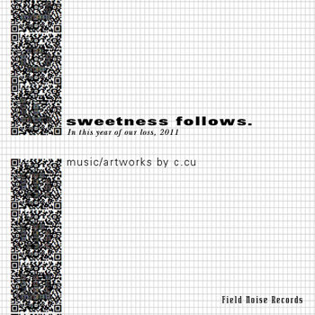 sweetness follows. cover art