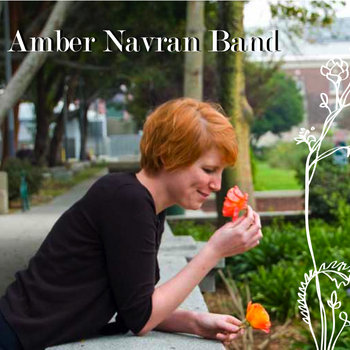 Amber Navran Band EP cover art