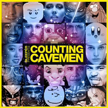 Counting Cavemen cover art