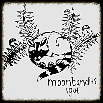 moon bandits/ igaf cover art