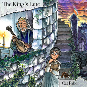 The King&#39;s Lute cover art