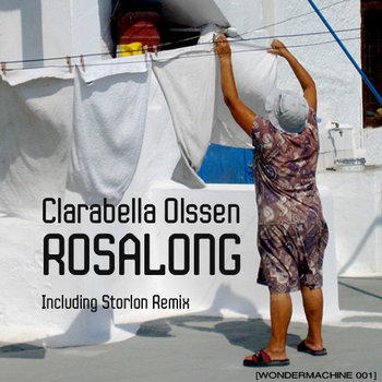 Rosalong EP cover art
