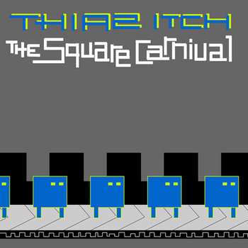 The Square Carnival [PRT001] cover art