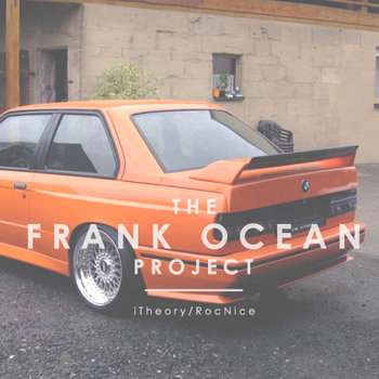Acura Tempe on The Frank Ocean Project Cover Art