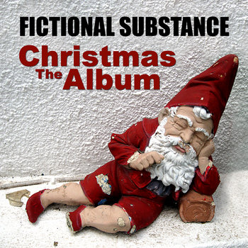 Christmas, The Album cover art