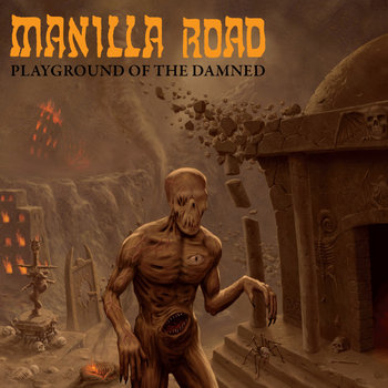 Playground of the Damned cover art