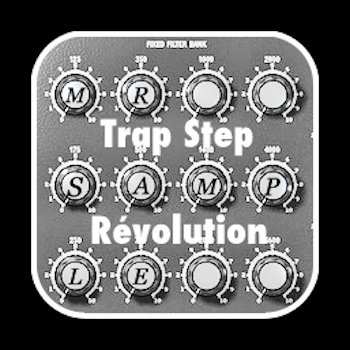 Trap Step Révolution cover art