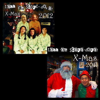 TESD X-Mas 2011 & 2012 Bundle cover art