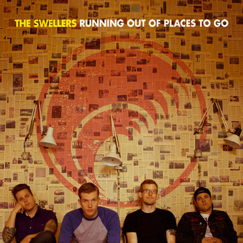 Running Out Of Places To Go cover art