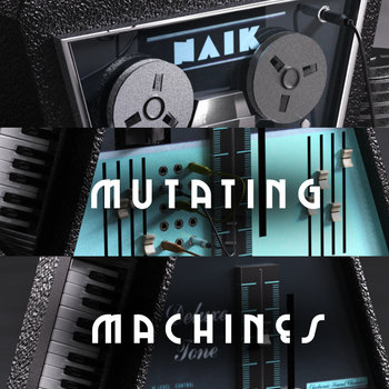 Mutating Machines cover art