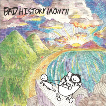 Bad History Month cover art