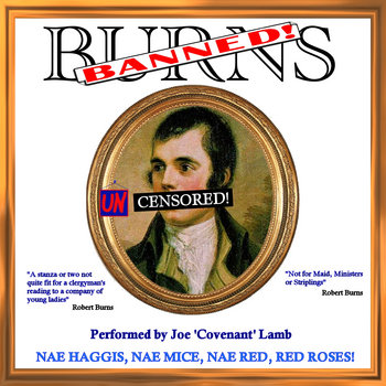 Banned Burns cover art