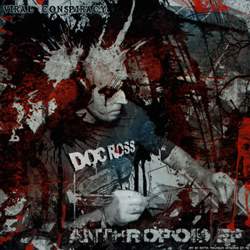 Doc Ross - Anthropoid EP cover art