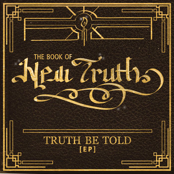 Truth Be Told EP cover art