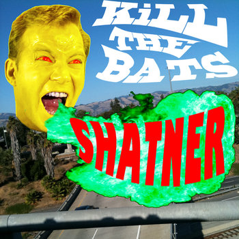 Shatner cover art