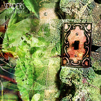 Senders - Lucidity/Lividity LP/CD cover art