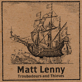 Troubadours and Thieves cover art