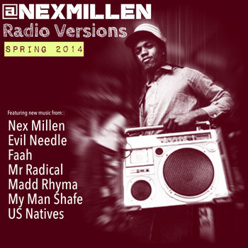Nex Millen:: Radio Versions 1st Qt. 2014 cover art