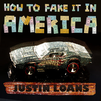 How To Fake It In America EP cover art