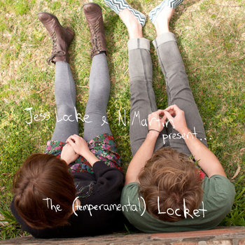 The (temperamental) Locket cover art