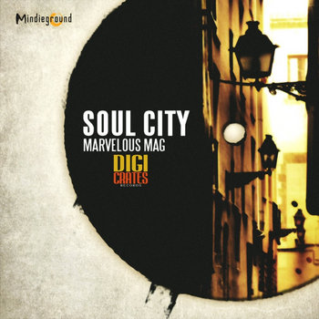 Soul City cover art