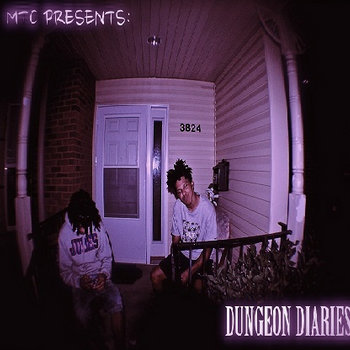 Dungeon Diaries cover art