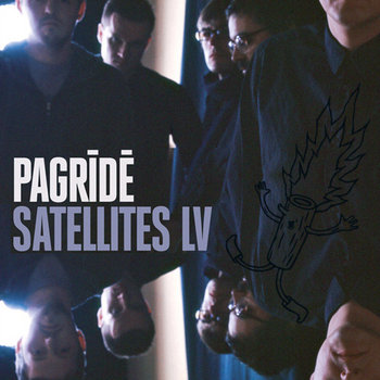 'Pagrīdē' remix compilation cover art