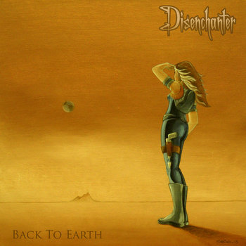 Back To Earth cover art