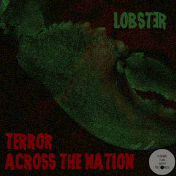 Terror Across The Nation EP cover art