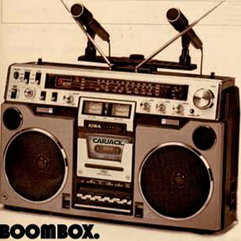 BoomBox EP (plus bonus tracks) cover art