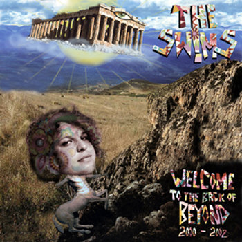 SW!MS - Welcome to the Back of Beyond (2000 - 2002) cover art